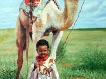 بچه و شتر